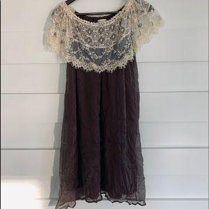 🆕Altar'd State- Vintage Beaded Midi Dress